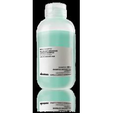 MELU / Шампунь для длинных или поврежденных волос с экстрактом шпината, 250ml