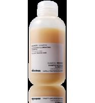 NOUNOU /Питательный шампунь с молочком каштана, 250ml