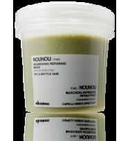 NOUNOU /Маска питательная восстанавливающая с маслом оливы, 250ml